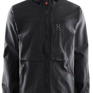 Haglöfs Rugged Fjell Jacket Men Musta XL