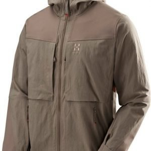 Haglöfs Rugged Fjell Jacket Men Ruskea XL