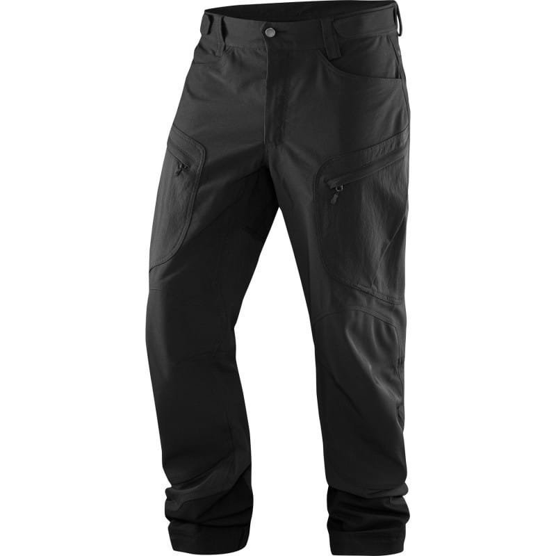 Haglöfs Rugged II Mountain Pant S Long True Black Solid
