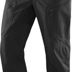 Haglöfs Rugged II Mountain Pant Short Musta L