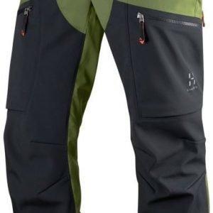 Haglöfs Rugged Mountain Pro Pant Men Tummanvihreä M