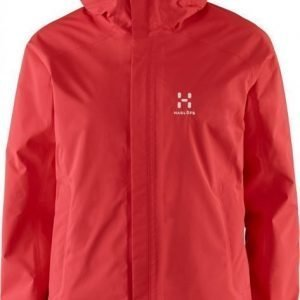 Haglöfs Stratus Jacket Women's Real Red S