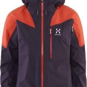 Haglöfs Touring Active Jacket Women Acai XL