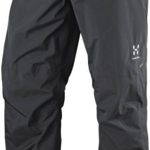 Haglöfs Vandra Pant Men Short Musta XL