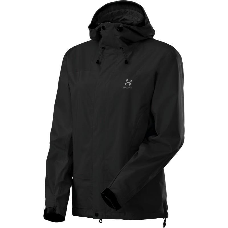 Haglöfs Velum III Jacket Women XL True Black