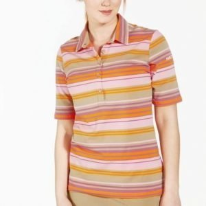 Halti Faini Stripe W Shirt Pink 36