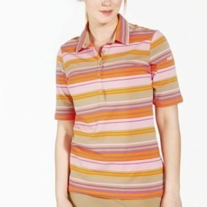 Halti Faini Stripe W Shirt Pink 38