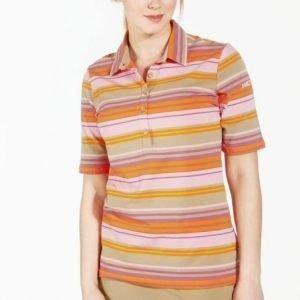 Halti Faini Stripe W Shirt Pink 44