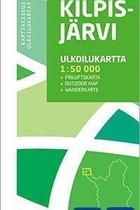 Halti-Kilpisjärvi kestokartta 2012