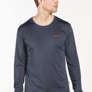 Halti Kotti LS Shirt harmaa M