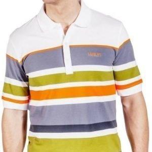 Halti Metka Stripe Shirt Oranssi XXL