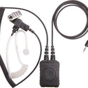 Handic mikrofoni korvanapilla Cobra radiopuhelimiin