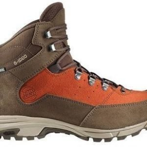Hanwag Tudela Light Women's GTX oranssi UK 4