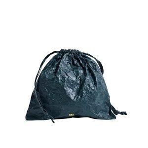 Hay Packing Essentials Pussi M Tummanvihreä