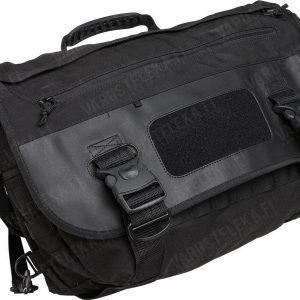 Hazard 4 Defence Courier Messenger Bag musta