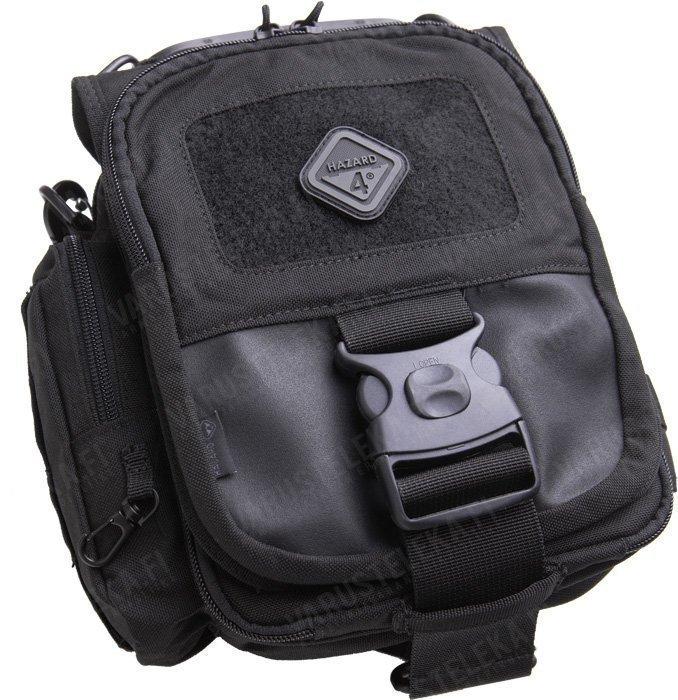 Hazard 4 Tonto Concealed carry mini messenger musta