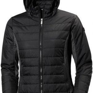 Helly Hansen Astra Hooded W Jacket Musta XL