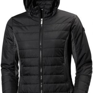 Helly Hansen Astra Hooded W Jacket Musta XS