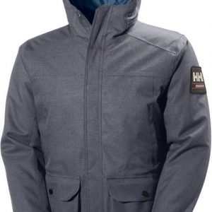 Helly Hansen Brage Parka Charcoal S