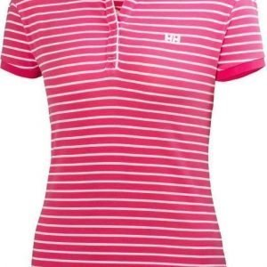 Helly Hansen Breeze Women's Polo Magenta L