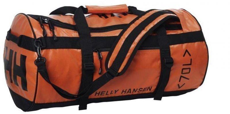 Helly Hansen Classic Duffel Bag 70L Oranssi