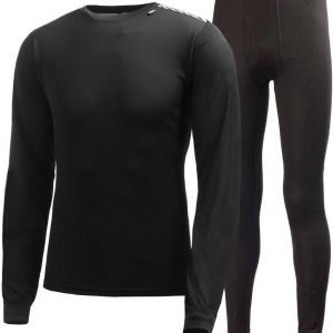 Helly Hansen Comfort Dry 2-Pack Musta XL