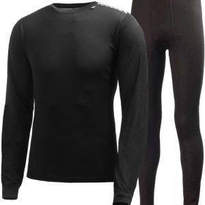 Helly Hansen Comfort Dry 2-Pack Musta XXL