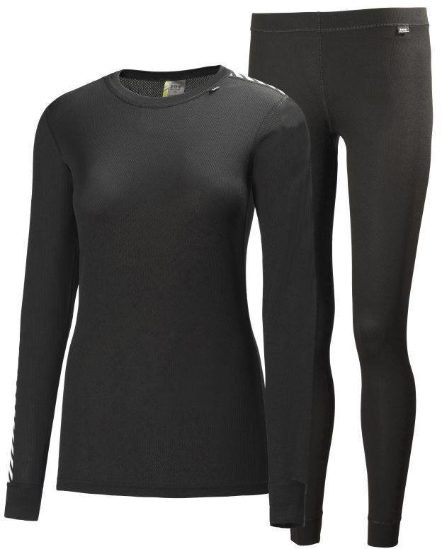 Helly Hansen Comfort Dry 2-Pack Women's Musta L