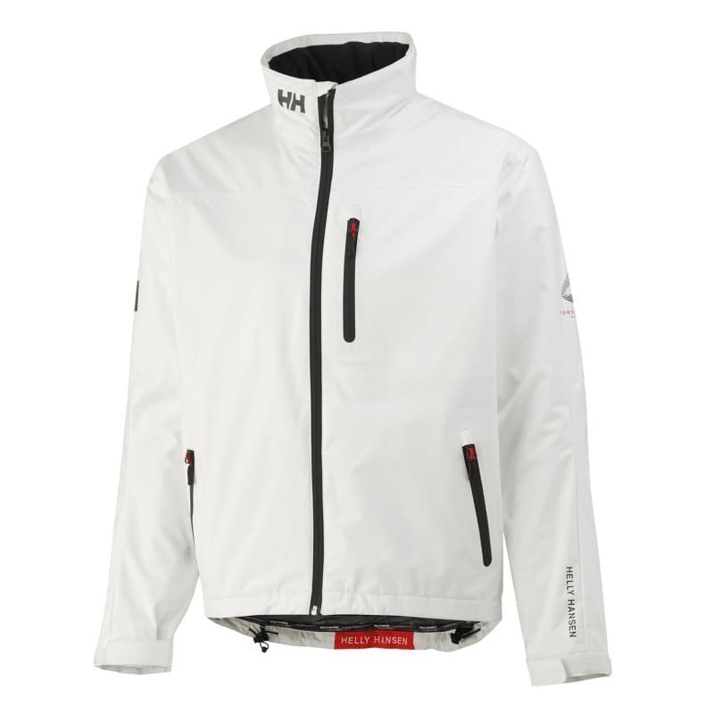 Helly Hansen Crew Midlayer Jacket M Bright White