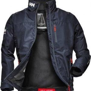 Helly Hansen Crew Midlayer Jacket Navy XL