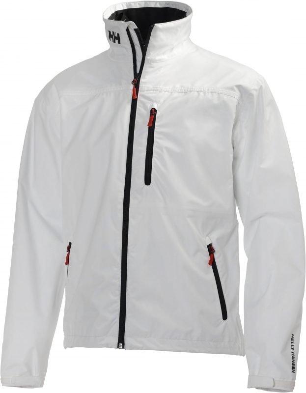 Helly Hansen Crew Midlayer Jacket Valkoinen L