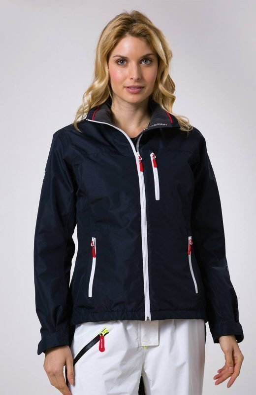 Helly Hansen Crew Midlayer Women's Jacket Navy XL