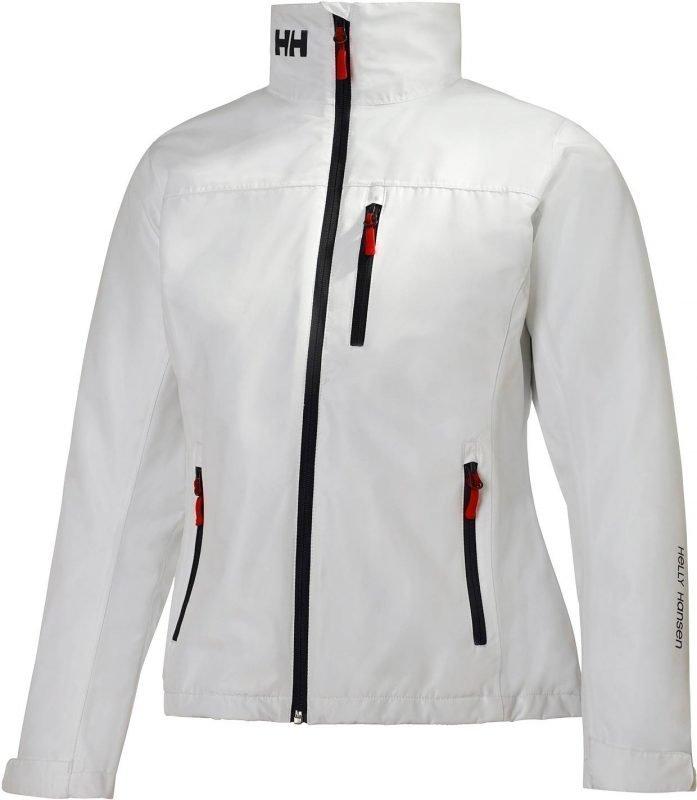 Helly Hansen Crew Midlayer Women's Jacket Valkoinen L