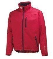 Helly Hansen Crew midlayer jacket miesten takki punainen