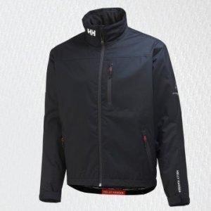 Helly Hansen Crew midlayer jacket miesten takki sininen