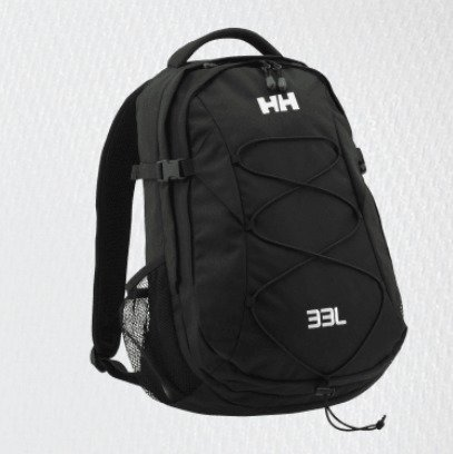Helly Hansen DUBLIN BACK PACK 33L musta