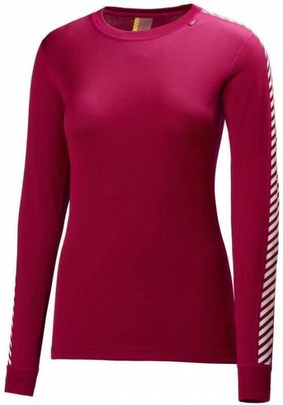 Helly Hansen Dry Original W LS Shirt Magenta XL
