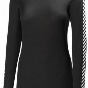 Helly Hansen Dry Original W LS Shirt Musta M