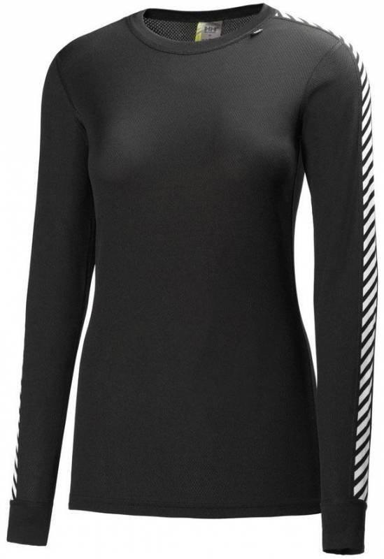 Helly Hansen Dry Original W LS Shirt Musta XL