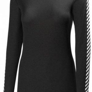 Helly Hansen Dry Original W LS Shirt Musta XS