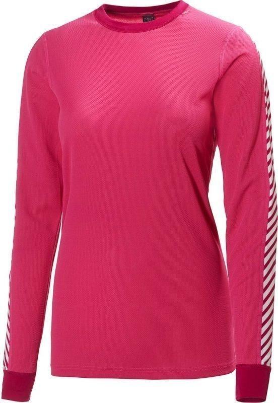 Helly Hansen Dry Original W LS Shirt Pinkki XL