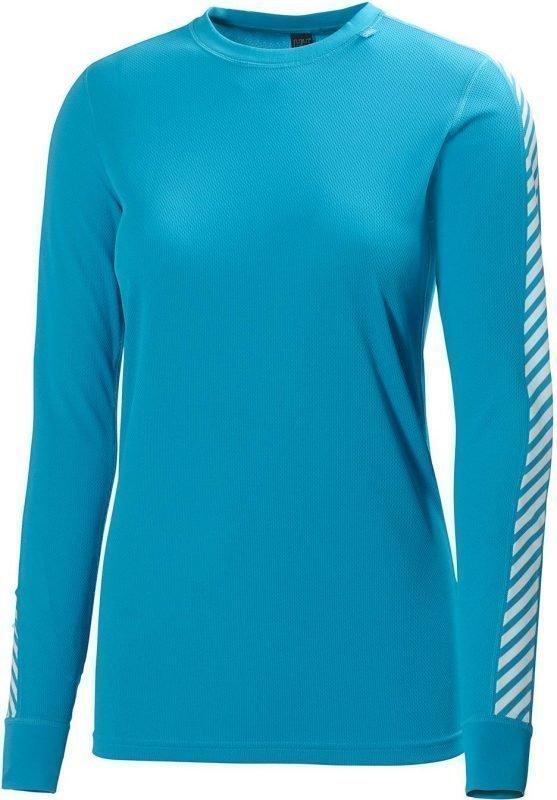 Helly Hansen Dry Original W LS Shirt Sininen S