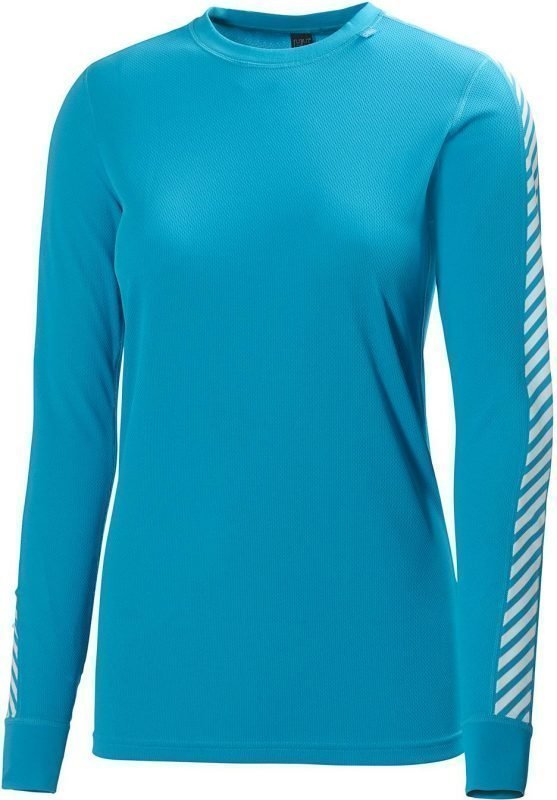 Helly Hansen Dry Original W LS Shirt Sininen XL