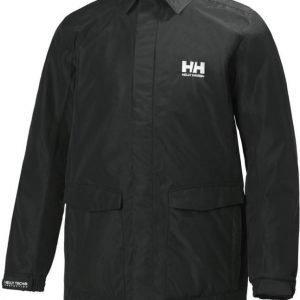 Helly Hansen Dubliner Coat musta XL