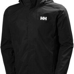 Helly Hansen Dubliner New Jacket Musta XXL
