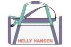 Helly Hansen Duffel Bag 2 30-90L off white