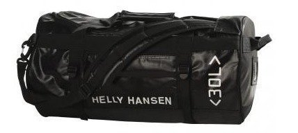 Helly Hansen Duffel Bag 30L Musta