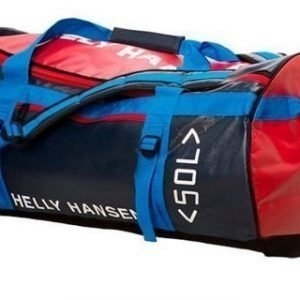 Helly Hansen Duffel Bag 50L Navy Check