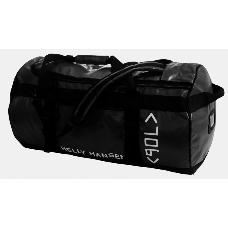 Helly Hansen Duffel Bag 90L musta