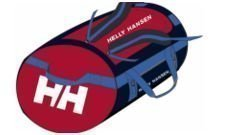 Helly Hansen Duffel Bag 90L navy check